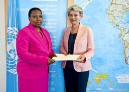 Visite officielle de la délégation du Lesotho