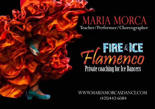 MAria Ad Fire and Ice