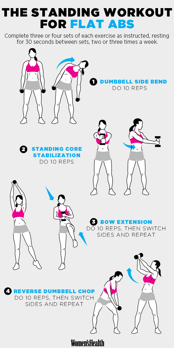 get off your back try these standing ab exercises video maria more hot 107 9 atlanta