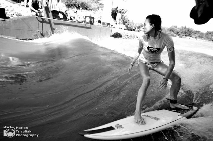 River surf, Bratislava - 2015