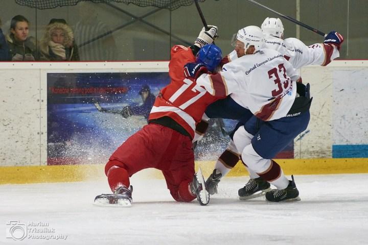 European University Hockey League