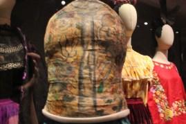Corset decorado por Frida Kahlo