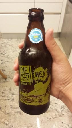 Cerveza local IPA