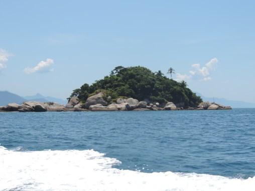Esta no es la isla, solo una pequeñina