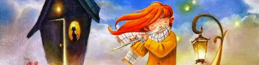 La flautista en la barca CC_MarVic2015