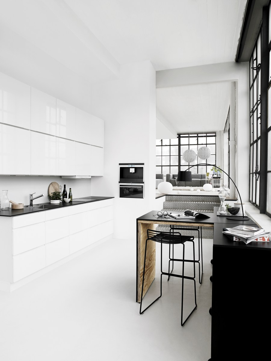 contemporary kitchen inspiration 2016 Trends to Keep: White Kitchens