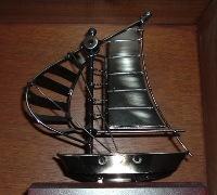 Becalmed At Sea