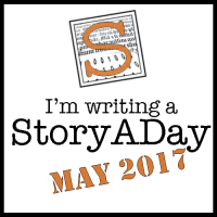 I'm doing Story A Day May!