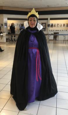 Evil Queen!