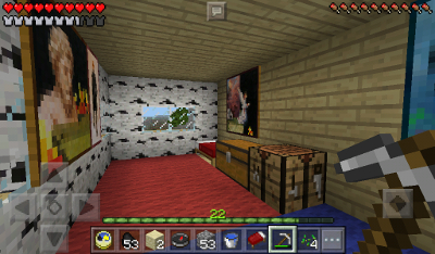 My New Minecraft Place Marian Allen Author Lady