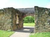 Arch. Door.