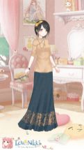 """Called """"free dressing,"""" you can put together an outfit to suit your whim."""