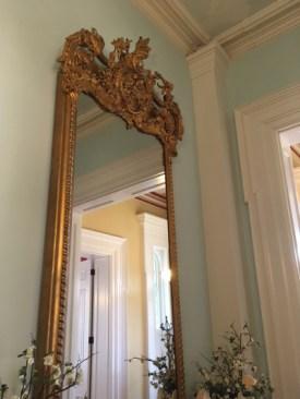 Mirror and doors