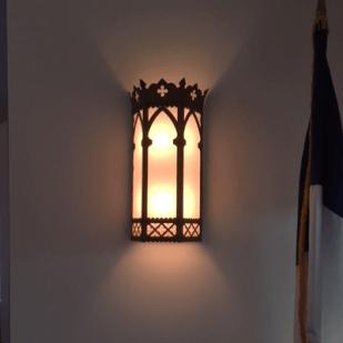 Light for Joey.