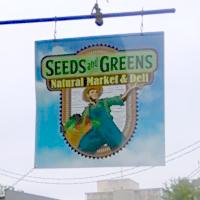 SeedsGreensSign