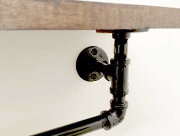 Detail for DIYers.