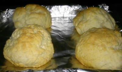 Cat Head Biscuits
