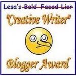 creative liar award