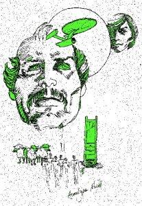 Hizzoner Mudd illustration copyright C. Jane Peyton