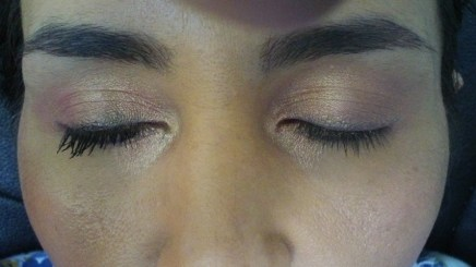 Clinique Lash Doubling Mascara swatch