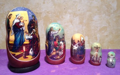 Matryoshka Dolls and Your Great-Grandmother