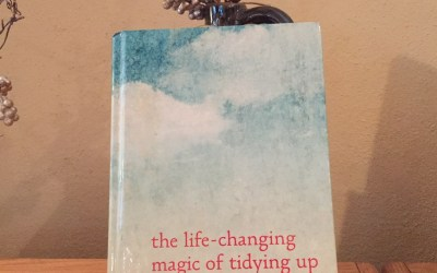 A Rollicking Review: Marie Kondo's Tidy Book and a Messy View
