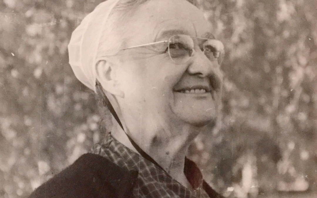 Grandma was a Preacher