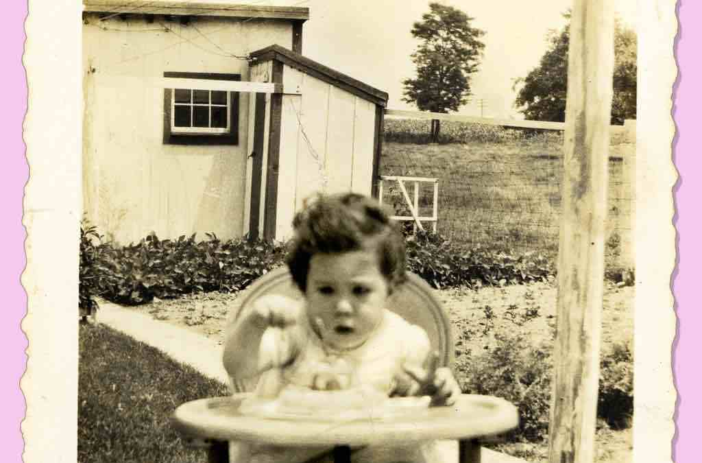 Aunt Ruthie's Diary and My Birthday