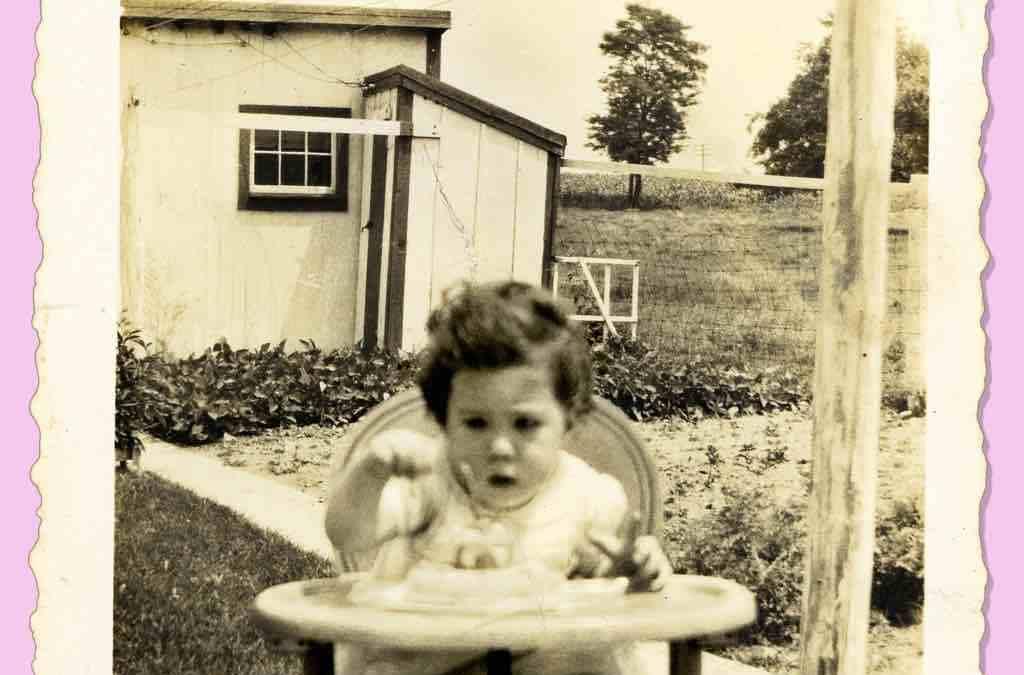 Aunt Ruthie's Diary and My Birthday