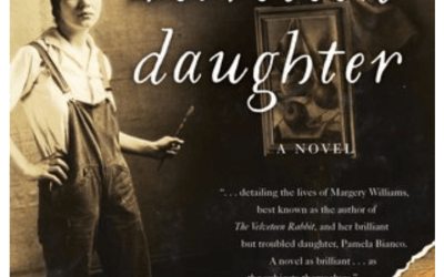 The Velveteen Daughter and My Memoir Title Reveal