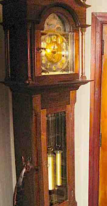A Lesson from Aunt Ruthie's Grandfather Clock