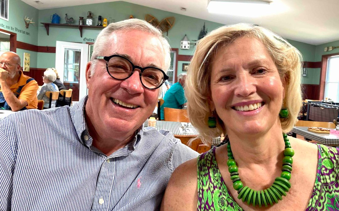 Howard and Faythe: Bed, Breakfast, Lunch and More
