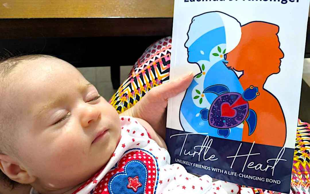 Luci's Turtle Heart with a Book Giveaway