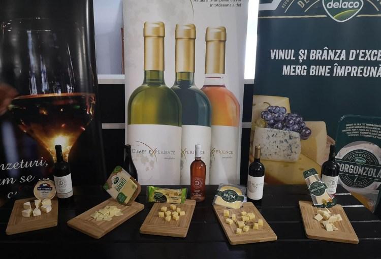 Cele 5 perechi de vin Domeniul Bogdan + Delaco