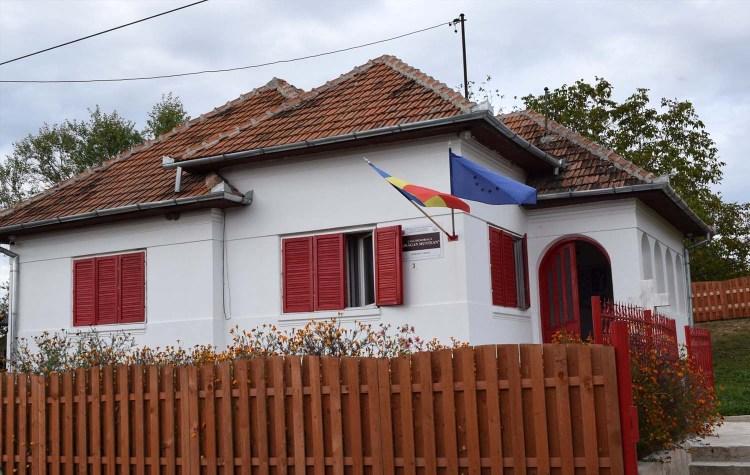 Casa Memorială Drăgan Muntean în Poienița Voinii