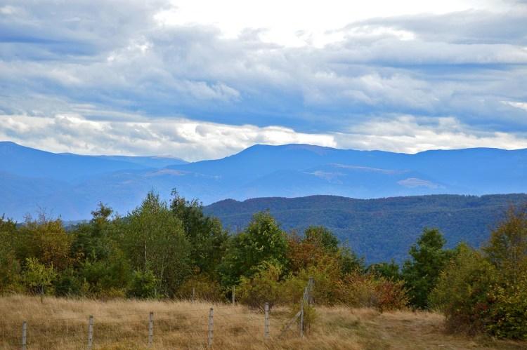 Imagine făcută din turnul de observație