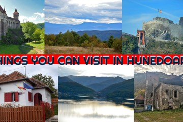 8 Things you can visit in Hunedoara