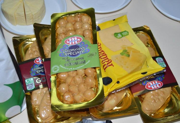 Brânzeturi poloneze
