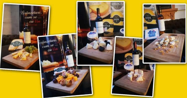 Vinuri de la Corcova și Brânzeturi Delaco