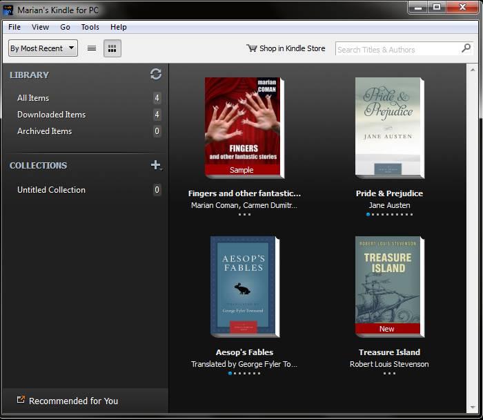 Cum pot citi carti electronice fara sa am un e-book reader? (1)