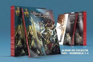 HAC album legat