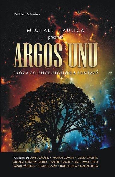 """""""Omulețul din perete"""" în antologia ARGOS UNU."""