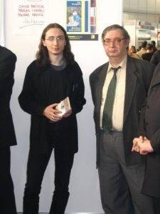 """Gaudeamus 2005, lansarea volumului """"Nopți albe, zile negre"""""""
