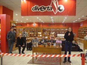 """București 2006 - Lansare """"Nopți..."""""""