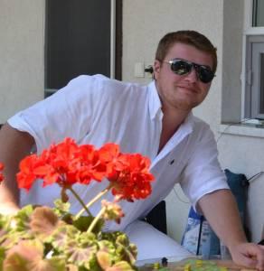 Andrei, în 2013, la Sfântu Gheorghe