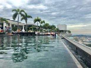 Marina Bay Sands Infinity Pool, Singapore
