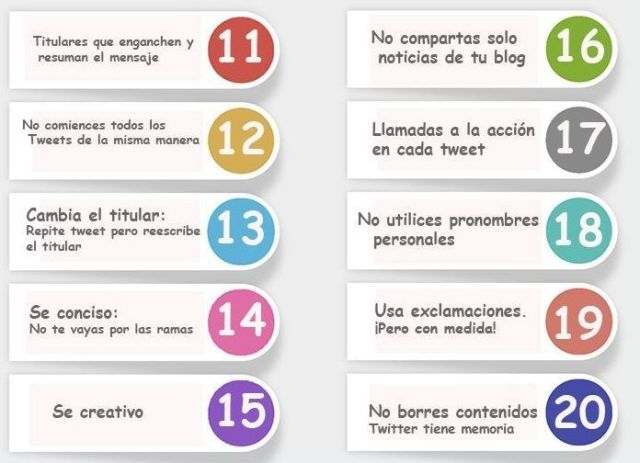 Consejos Twitter 3