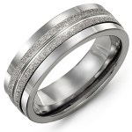 Madani Mens Wedding Rings