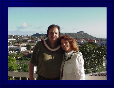 John Shea (with wife Anne) April 4, 2004