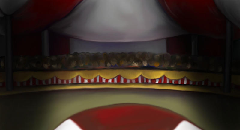 Animation Circus Backgrounds